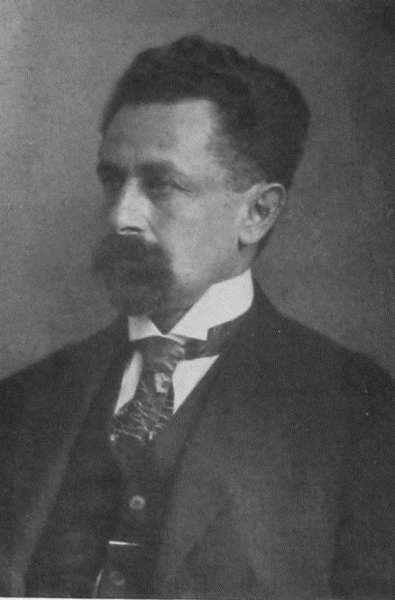 R. Goldschmidt Porträt